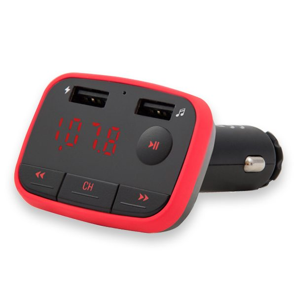 Najnowsze Transmiter FM TR-10 Bluetooth - SAVIO - feel technology JZ18