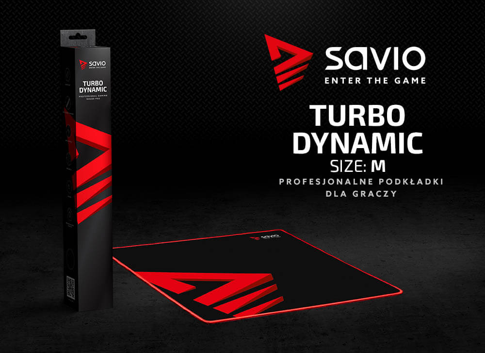 Savio Dynamic Turbo M