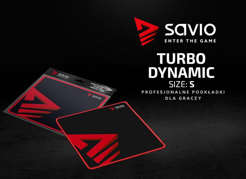 Savio Dynamic Turbo S