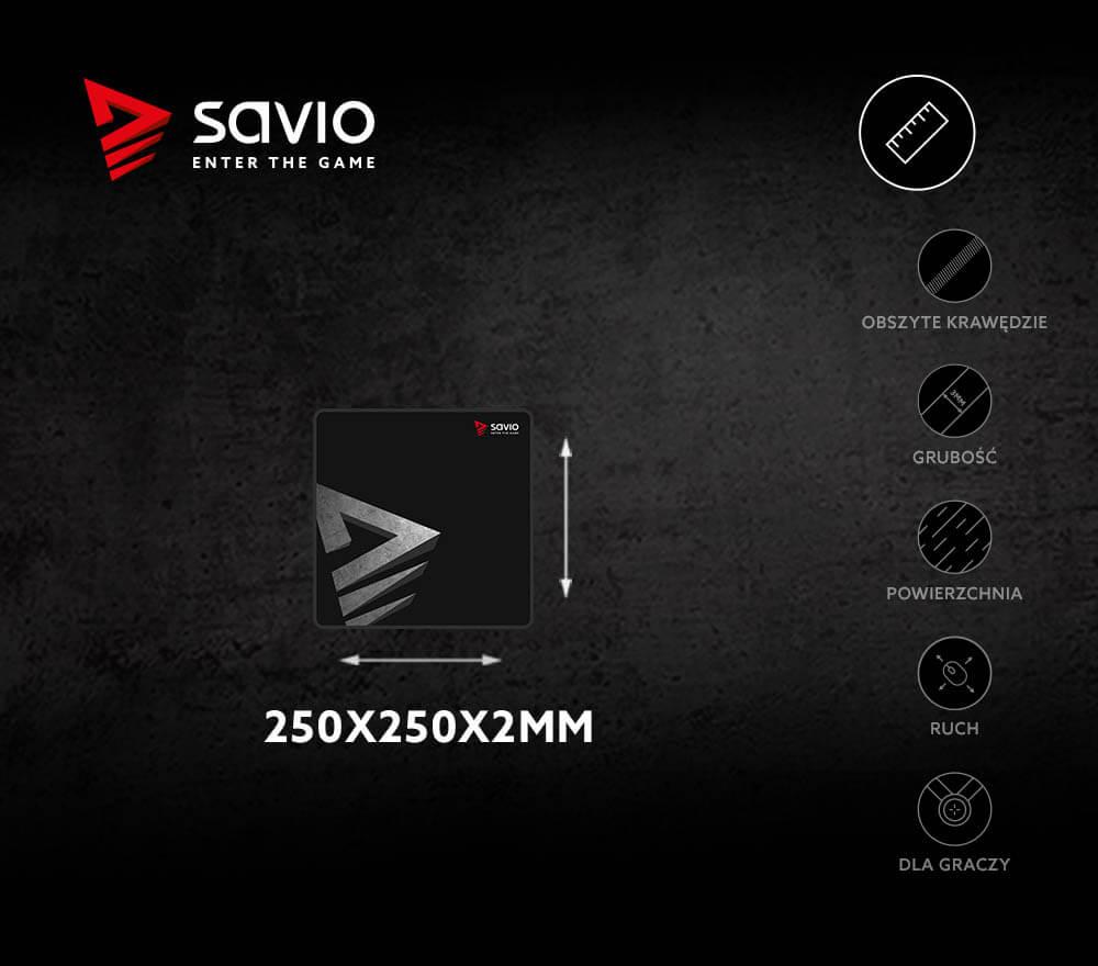 Savio Precision Control S