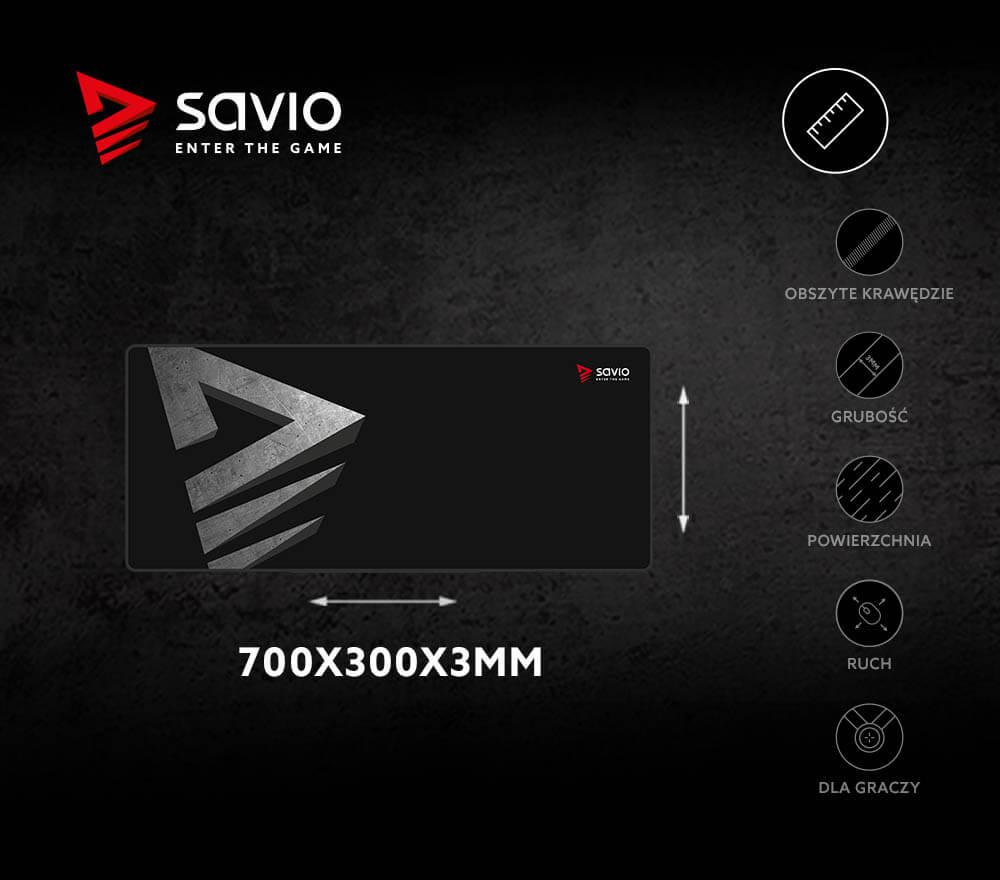 Savio Precision Control L
