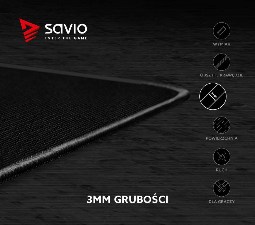 Savio Precision Control XXL