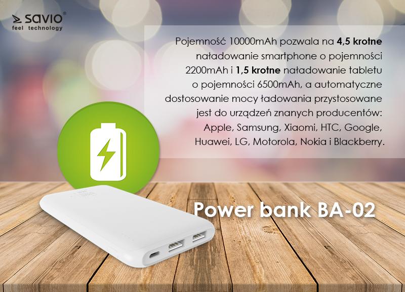 BA-02 PowerBank