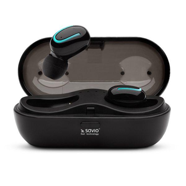 Bezprzewodowe słuchawki Bluetooth TWS-05