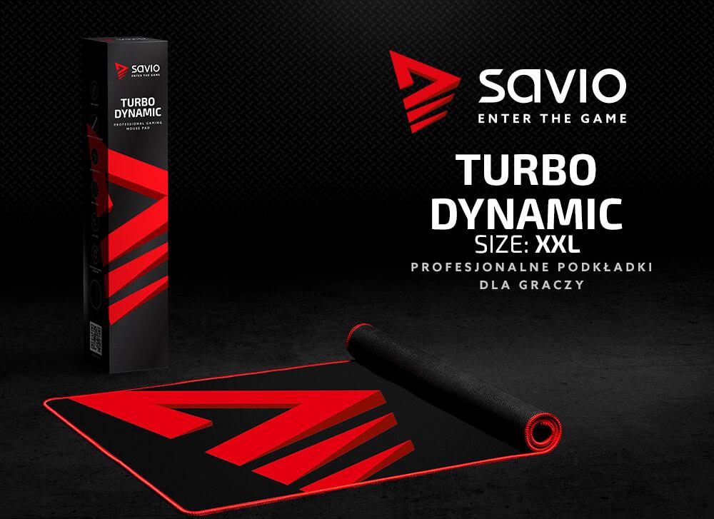 Savio Dynamic Turbo XXL