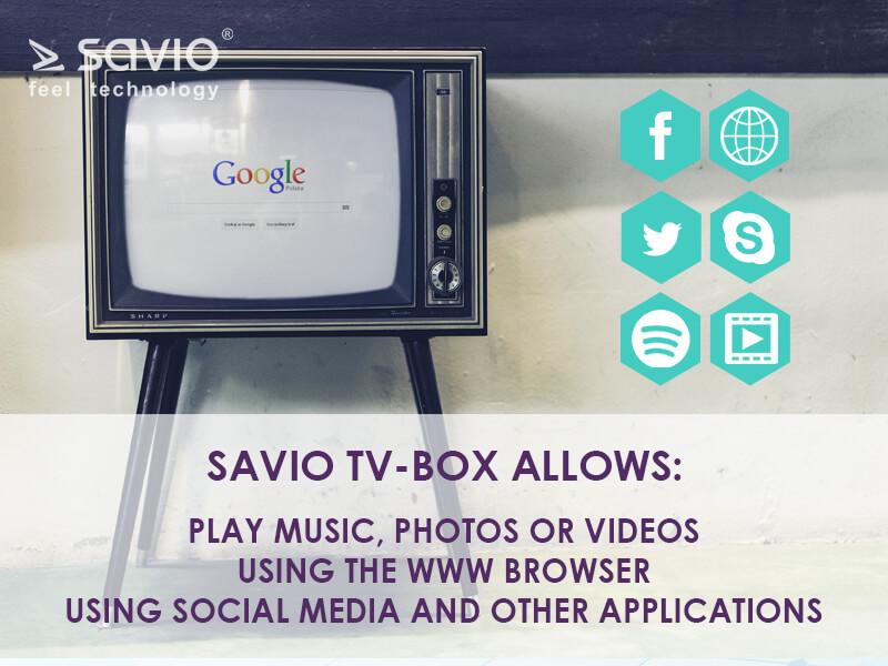 TB-P01 Premium Tv Box