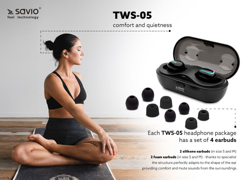 TWS-05 Wireless earphones