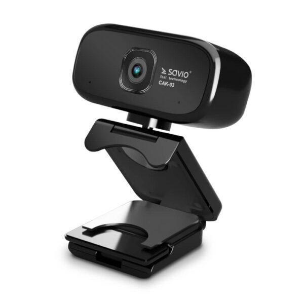 USB HD WEBCAM SAVIO CAK-03