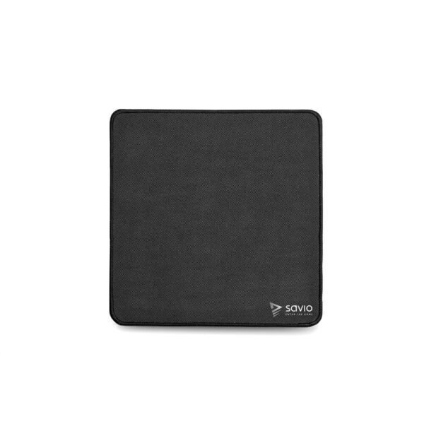 Professional gaming mousepad Savio Black Edition Precision Control S