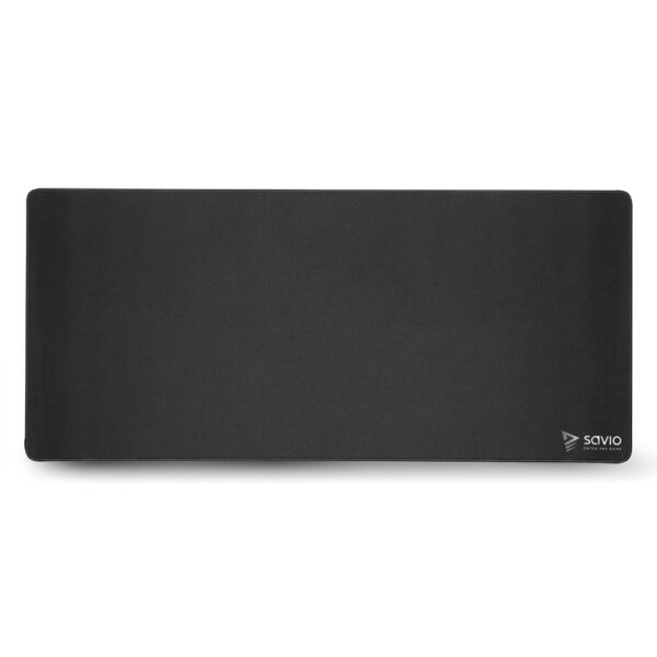 Professional gaming mousepad Savio Black Edition Precision Control XL
