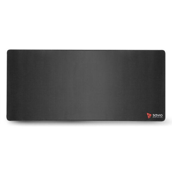 Professional gaming mousepad Savio Black Edition Turbo Dynamic L